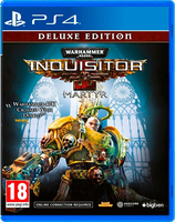 Warhammer 40,000: Inquisitor - Martyr. Deluxe Edition