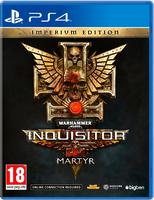 Warhammer 40,000: Inquisitor - Martyr. Imperium Edition