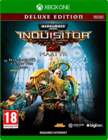 Warhammer 40,000: Inquisitor - Martyr. Deluxe Edition [Xbox One]