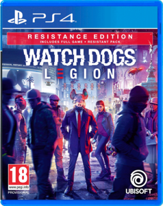 Watch Dogs: Legion. Resistance Edition