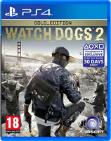Watch_Dogs 2 Gold Edition [PS4]