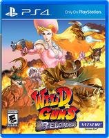 Wild Guns: Reloaded [PS4]