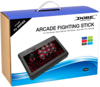 Аркадный стик DOBE «6 in 1 Arcade Fighting Stick» TP4-848