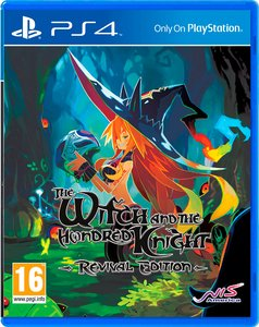 The Witch and The Hundred Knight - Revival Edition [PS4]