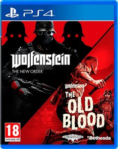 Wolfenstein: The New Order + Old Blood. Double Pack