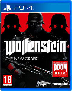 Wolfenstein: The New Order [PS4]