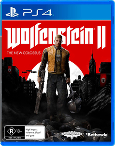Wolfenstein II. The New Colossus [PS4]