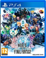 World of Final Fantasy [PS4]