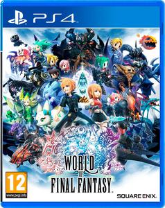 World of Final Fantasy [PS4]