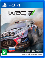 WRC 7: FIA World Rally Championship [PX4]