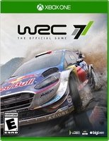 WRC 7: FIA World Rally Championship [Xbox One]