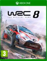 WRC 8 [Xbox One]