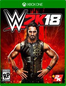 WWE 2K18 [Xbox One]