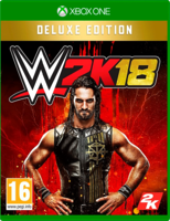 WWE 2K18. Deluxe Edition [Xbox One]