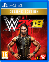 WWE 2K18. Deluxe Edition