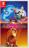 Disney Classic Games: Aladdin and The Lion King [switch]