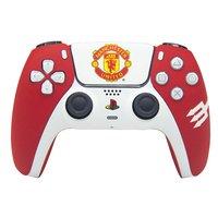 Кастомизированный геймпад Sony PlayStation 5 DualSense «Манчестер Юнайтед»