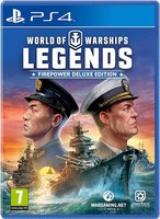World of Warships: Legends. Firepower Deluxe Edition [PS4]