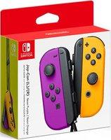 Геймпад Nintendo Switch Joy-Con controllers Duo, фиолетовый/оранжевый