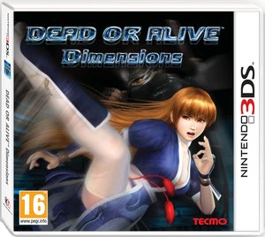 Dead or Alive Dimensions [3DS]