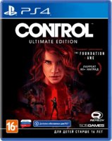Control Ultimate Edition [PS4]