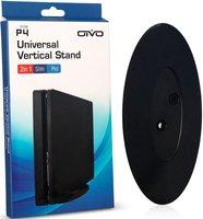 Подставка вертикальная OIVO «Universal Vertical Stand» 2 в 1 для PS4 Slim/PS4 Pro модель: IV-P4S007