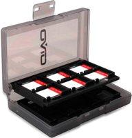 Кейс «OIVO» для хранения 24 игровых карт Nintendo Switch модель: IV-SW029 черный