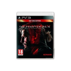 Metal Gear Solid V: The Phantom Pain - Day One Edition [PS3]