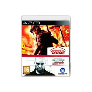 Tom Clancy's Splinter Cell: Double Agent + Ranbow Six Vegas [PS3]