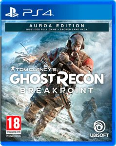 Tom Clancy`s Ghost Recon: Breakpoint. Auroa Edition