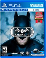 Batman: Arkham VR «только для PS VR»