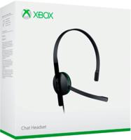 Microsoft Гарнитура Chat Headset для Xbox One (S5V-00015)