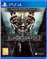 Blackguards 2. Limited Day One Edition [ps4]