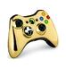 Беспроводной контроллер XBOX 360 CHROME SERIES Gold