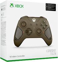 Беспроводной джойстик Xbox One Wireless Controller «Combat Tech» с 3,5-мм стерео-гнездом для гарнитуры и Bluetooth