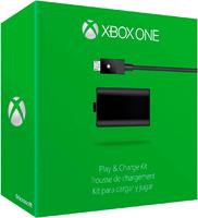 Аккумулятор + зарядное устройство Xbox One Play & Charge Kit для джойстика Xbox One/One S «Оригинал»