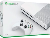 Игровая приставка Microsoft Xbox One S 1TB + Xbox Live Gold + Xbox Game Pass