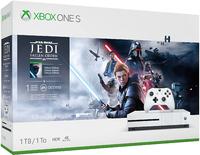 Игровая приставка Microsoft Xbox One S 1TB + Star Wars «Джедай Павший Орден»