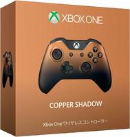 Беспроводной джойстик Xbox One Wireless Controller «Медный Металлик» с 3,5-мм стерео-гнездом для гарнитуры и Bluetooth