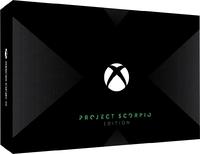 XBOX ONE X Ограниченная серия «Project Scorpio»