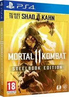Mortal Kombat 11. Steelbook Edition [PS4]