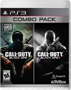 Call of Duty: Black Ops + Call of Duty: Black Ops II. Double Pack [PS3]