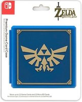 Кейс для 12 картриджей Nintendo Switch HORI Premium Game Card Case «The Legend of Zelda: Breath of the Wild»