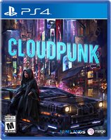 Cloudpunk [PS4]