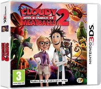 Cloudy With a Chance of Meatballs 2 [3DS]