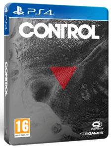 Control Retail Exclusive Edition [PS4]