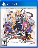 Disgaea 4 Complete + A Promise of Sardines Edition [ps4]