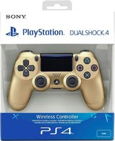 Геймпад Sony DualShock 4 v2 CUH-ZCT2E Gold (золотой)