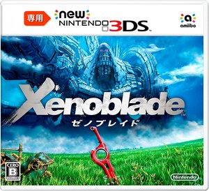 Xenoblade Chronicles 3D (для New Nintendo 3DS / 3DS XL)