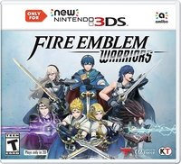Fire Emblem Warriors [3DS]